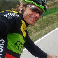 Joan Capdevila. Triatleta Ironman.